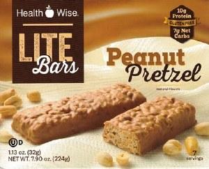 BAR Lite Peanut Pretzel