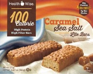 BAR Lite Caramel Sea Salt