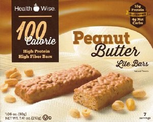 BAR Lite Peanut Butter