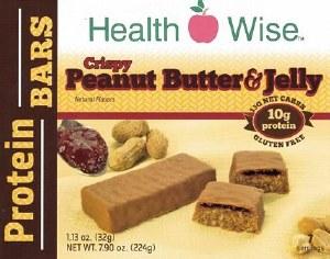BAR Lite Peanut Butter & Jelly