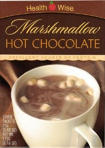 Hot Chocolate Marshmallow HW
