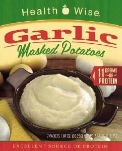 Potatoes Mashed Garlic