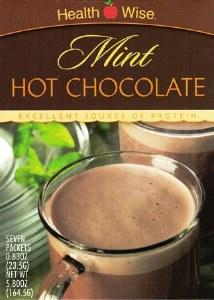 Hot Chocolate Mint HW