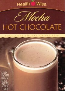 Hot Chocolate Mocha HW
