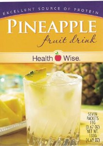 Fruit Drink Pineapple HW AF