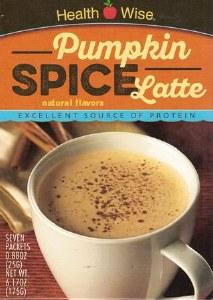 HW Pumpkin Spice Latte