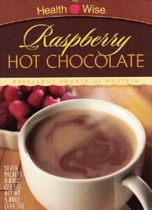Hot Chocolate Raspberry HW