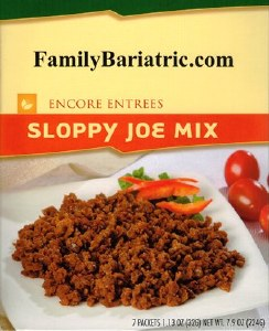 Sloppy Joe Mix Healthwise