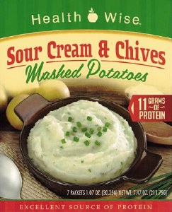 Potatoes Sour Cream & Chives