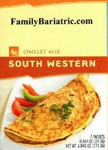 HW Southwestern Omelet Mix