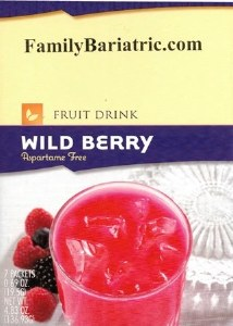 Fruit Drink Wild Berry HW