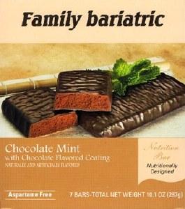 Bar Chocolate Mint