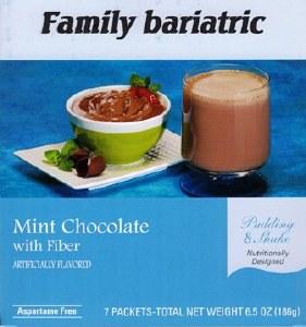 Mint Chocolate with Fiber AF