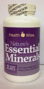 Nature's Essentials Minerals