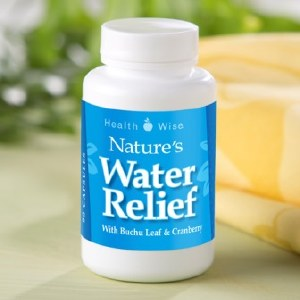 Nature's Water Relief