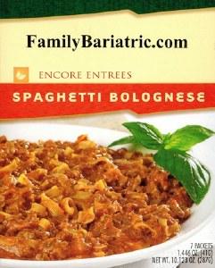 Pasta Spaghetti Bolognese HW