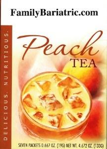 HW Tea Peach