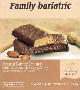 Bar Peanut Butter Crunch