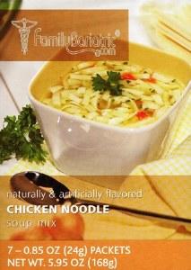 Proti 15 Soup Chicken Noodle