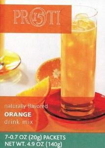 P15 Orange Drink