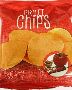 Proti Chips Barbeque