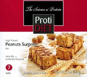 PD Bar Peanut Surprise