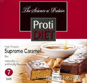 PD Bar Supreme Caramel