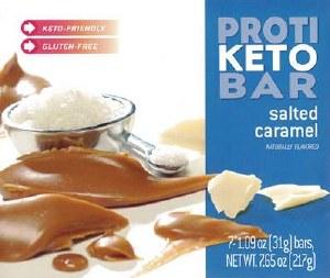 Proti Keto Bar Salted Caramel
