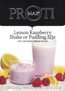 Proti Max Lemon Raspberry Shk