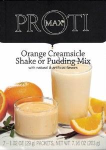 Proti Max Orange Creamsicle SP