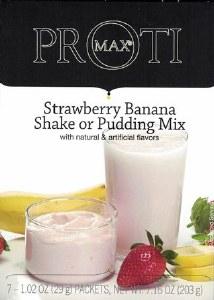 Proti Max Strawberry Banana SP