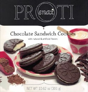 Proti Snax Chocolate Cookies