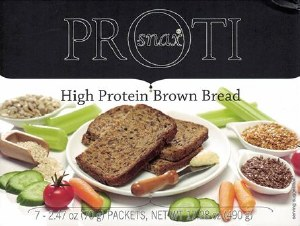 Proti Snax Brown Bread