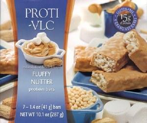 Proti VLC Fluffy Nutter Bars