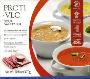 Proti VLC Variety Soup Box