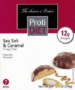 PD Bar Sea Salt & Crispy Bite