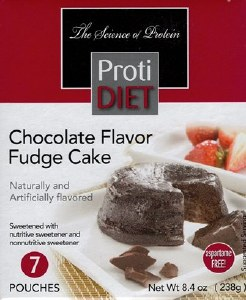 PD Cake Chocolate Fudge