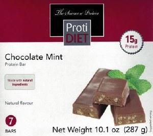 PD Bar Chocolate Mint