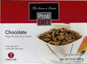 PD Cereal Chocolate Soy