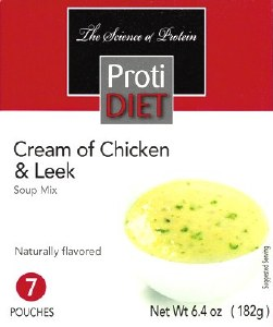 PD Soup Cream of Ckn & Leek