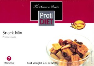 PD High Protein Snack Mix