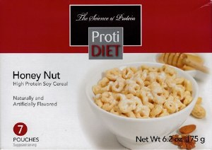 PD Cereal Honey Nut