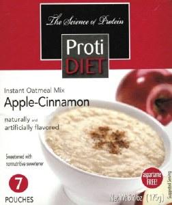 PD Oatmeal Apple Cinnamon
