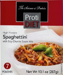 PD Pasta Spaghettini and Soy