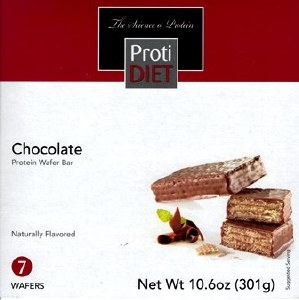 PD Bar Wafer Chocolate Protein
