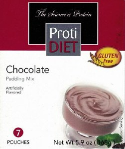 PD Pudding Chocolate