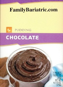 Pudding HW Chocolate