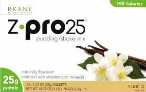 R-KANE Z Pro 25 Vanilla