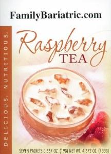 HW Tea Raspberry