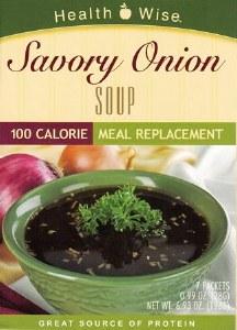 Soup Savory Onion HW
